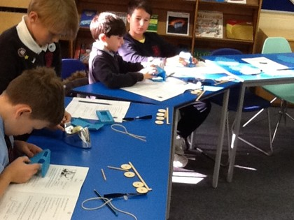 STEM Activities at Trinity School, Croydon
